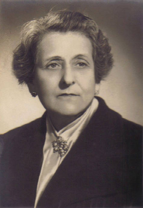 Pepita de Requesens Inglés, mi abuela